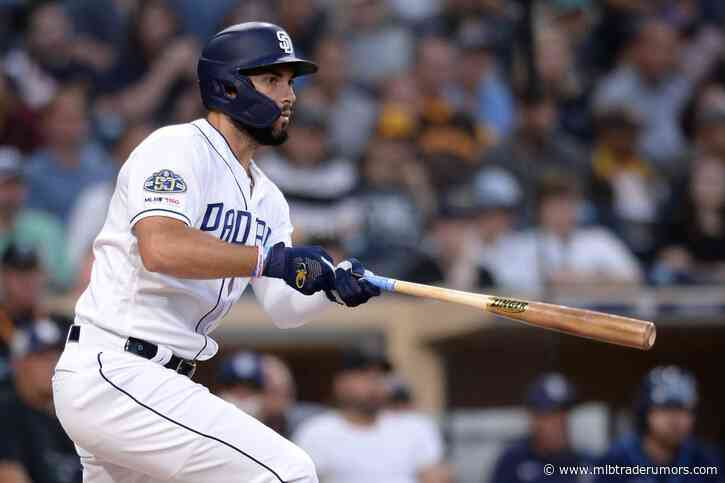 Padres Likely To Activate Eric Hosmer On Saturday