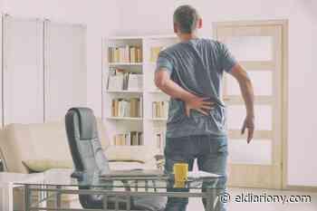 Evita con estos ejercicios dolores de cuello y espalda por el home office durante la cuarentena - El Diario NY