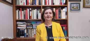 María Dolores Durán será la oradora de Los Coloraos - La Voz de Almería