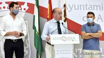 Una familiar del secretario general del PSOE en Málaga difunde un bulo para atacar al alcalde de Antequera - OKDIARIO