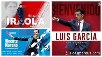 Los rivales del Málaga confirman sus banquillos - ElDesmarque Málaga