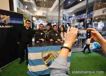 El Málaga cierra otra tienda oficial más - ElDesmarque Málaga