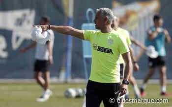 El Málaga retrasa la vuelta a los entrenamientos - ElDesmarque Málaga