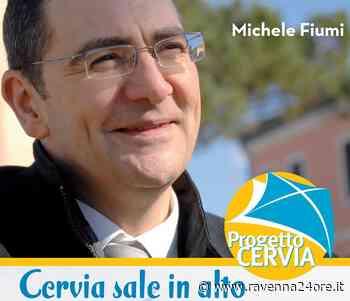Michele Fiumi (Progetto Cervia) si dimette dalla giunta: spiegazioni e reazioni - Ravenna24ore