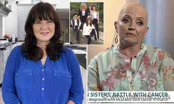 Coleen Nolan is 'considering a double mastectomy' after sisters' Linda and Anne cancer diagnosis