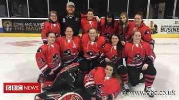 Coronavirus in Scotland: Rink closures threat to ice hockey club's future - BBC News