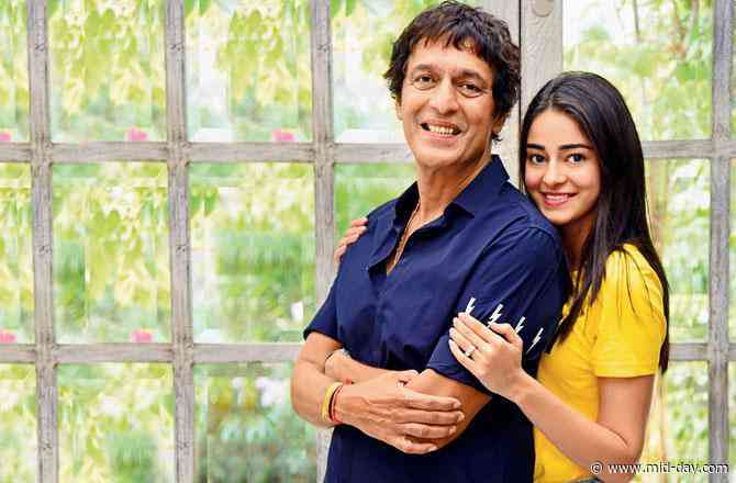 Chunky Panday on nepotism: Didn't force my daughter Ananya to get into films