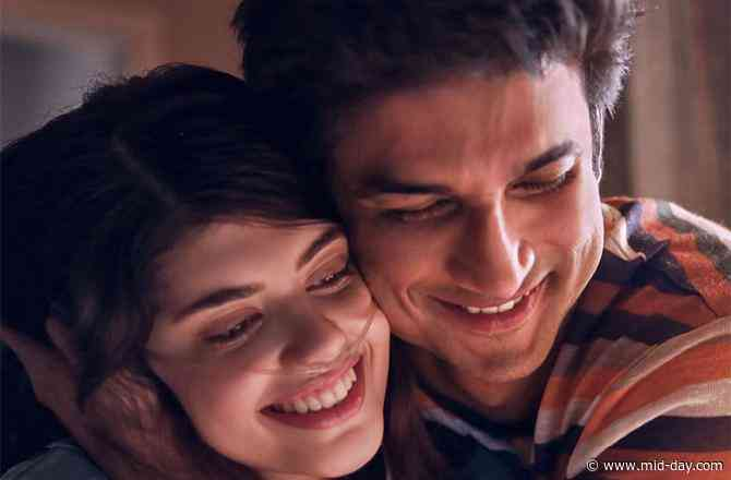 Sanjana Sanghi on Sushant Singh Rajput: Have not been able to cope with his demise