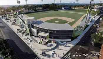 Así será el nuevo y moderno estadio Justino Salinas - TVN Panamá