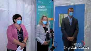 Verdun Hospital adding a modular wing to house patients | Watch News Videos Online - Globalnews.ca