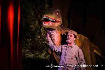 """Ci saranno anche ... i """"Dinosauri Vivi"""" a Porto Recanati. Esilarante spettacolo per i bambini per quattro risate nella Preistoria - Il Cittadino di Recanati"""