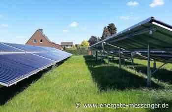 Stadtwerke Kempen setzen auf Solarthermie - energate messenger