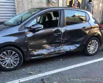 NICHELINO - Incidente in via Cacciatori: paura ma nessun ferito grave - TorinoSud