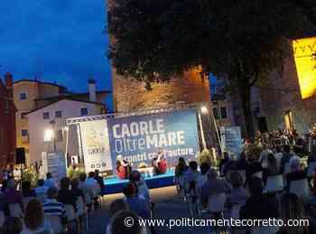 A Caorle l'estate è cultura: dal Festival Hemingway, il Nobel nella laguna di Caorle alla rassegna di incontri con l'autore Caorle Oltremare - politicamentecorretto.com - politicamentecorretto.com
