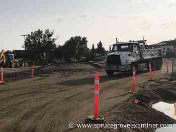 Spruce Grove, Stony Plain receive millions in municipal stimulus - Spruce Grove Examiner