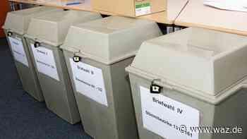 Die Stadt Hattingen sucht noch Wahlhelfer für 13. September - Westdeutsche Allgemeine Zeitung