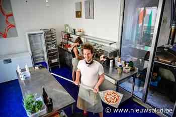 Pizza financiert kunst: Pizza Gallery opent op Krugerplein
