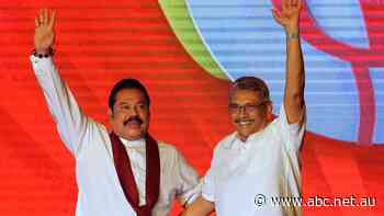 Sri Lanka's Rajapaksa brothers tighten grip with overwhelming election win