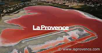La Provence vue du ciel : les salins d'Aigues-Mortes - La Provence