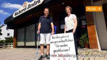 Doppeltes Pech: Darum hat die Bäckerei Jindra in Gersthofen geschlossen - Augsburger Allgemeine