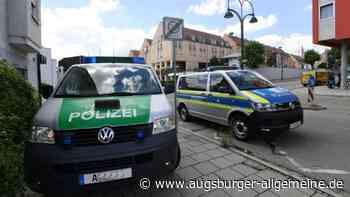 Polizeieinsatz in einem Hotel in Gersthofen in den Mittagsstunden - Augsburger Allgemeine
