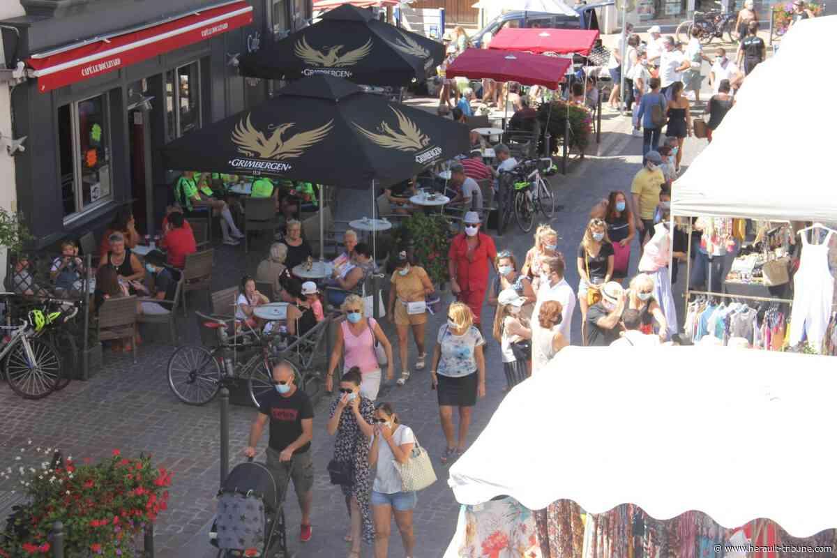 MARSEILLAN - La ville remercie toutes les personnes masquées qui se sont rendues sur les marchés - Hérault-Tribune