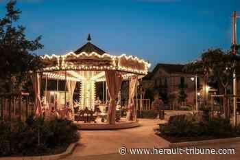 MARSEILLAN - Un joli Carrousel a pris place sur le Port - Hérault-Tribune