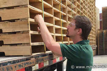 Next-generation Marking Technology for the Simple Pallet - Modern Materials Handling