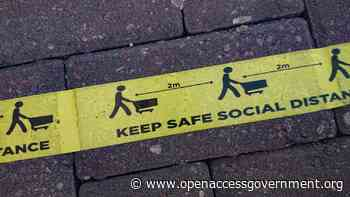 How technology can support social distancing - Open Access Government