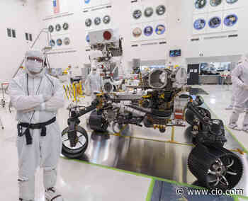 The technology aboard the Mars rover Perseverance: An inside look - CIO UK