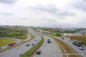 Acidente interdita pistas da Rodovia Fernão Dias em Camanducaia nesta sexta-feira (7) - Via Trolebus