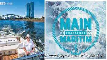 Maritimes Frankfurt: Amalfi-Flair am Main - Top Magazin Frankfurt