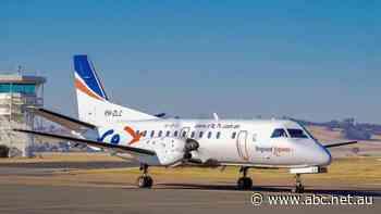 Rex resumes flights to Grafton, Clarence Valley celebrates as council stoush set aside - ABC News