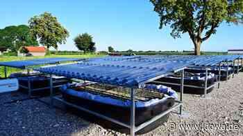 Oberding: Zentrale Pflanzenschutz-Befüllstation ist in Betrieb - idowa