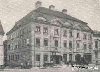 Einst und Jetzt: So veränderte sich die Sankt-Annen-Straße in Brandenburg an der Havel - Märkische Onlinezeitung