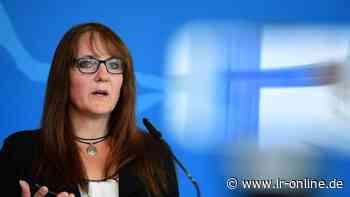 Koalition hält an Zielgröße für Polizei in Brandenburg fest - Lausitzer Rundschau