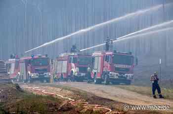 Brandschutz: Feuerwehr in Brandenburg bekommt neue Löschfahrzeuge - Märkische Onlinezeitung