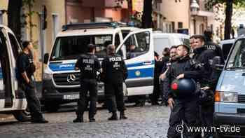 """Berlin & Brandenburg:Polizei: Festnahmen um """"Syndikat"""" im zweistelligen Bereich - n-tv NACHRICHTEN"""