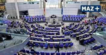 In Brandenburg startet die Kandidatenkür für die Bundestagswahl 2021 - Märkische Allgemeine Zeitung