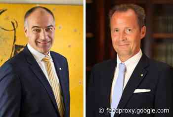 News: Two general manager appointments for Shangri-La in Hong Kong