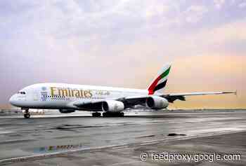 News: Emirates returns to Toronto with A380 service