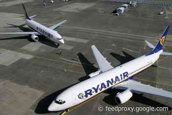 News: Ryanair increases capacity in August as confidence returns