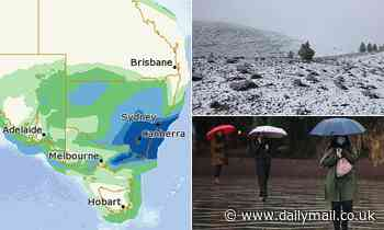 New South Wales to be hit by huge weather system size of half the state