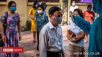 Coronavirus Vietnam: The mysterious resurgence of Covid-19 - BBC News