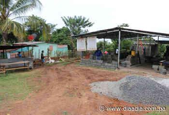 Avanza construcción de comedor infantil en Puerto Caimito - Día a día