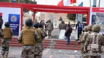 Marina de Guerra arribó a la ciudad de Ilo para participar en Operación Tayta - Radio Nacional del Perú