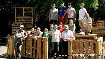 Mettmann-Masken für die Bauspielplatz-Helfer - Mettmann - Supertipp Online
