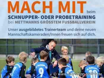 Nachwuchs des FC Mettmann 08 trainert mit Ex-Bundesligaprofi Kai Schwertfeger - Mettmann, Sport - Supertipp Online