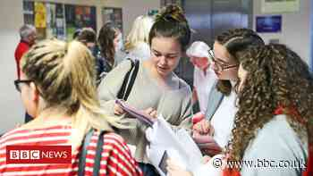 A-level and GCSE results: 'Improved' schools can challenge grades