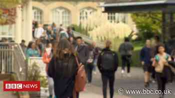Coronavirus: Universities 'face collapse in student numbers'